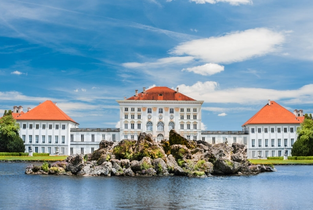 Explore The Nymphenburg Castle