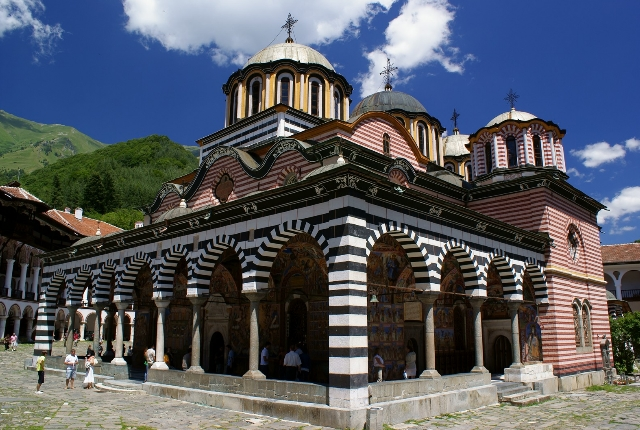 Explore The Rila Monastery