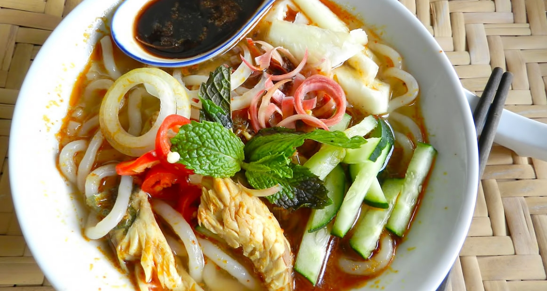 what is the famous food in malaysia