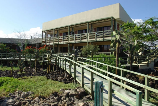 Finch Bay Eco Hotel, Galapagos Islands