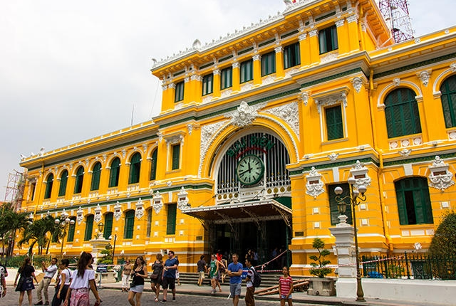 Ho Chi Minh Central Post Office