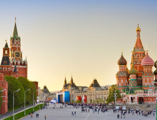 Incredible Places To Visit In Russia
