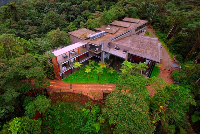 Mashpi Lodge, The Andean Cloud Forest
