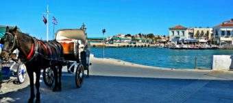 Popular Attractions In Spetses, Greece