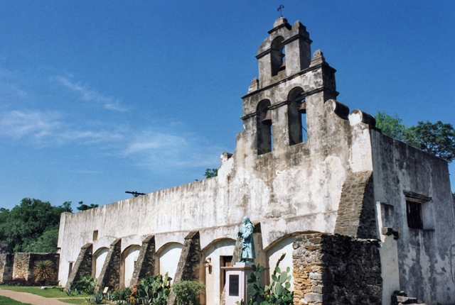 San Antonio Mission National Park