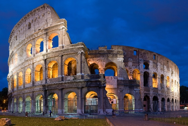 See The Amphitheater At Colosseum
