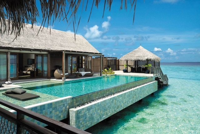 Shangri-La's Villingili Spa & Resort