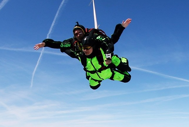 Skydiving In Zagreb