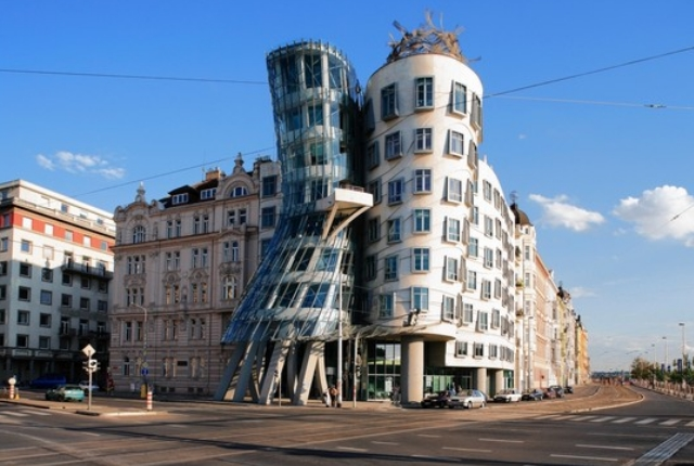 Taste Food At The Dancing House
