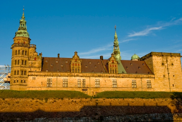 The Castle Of Kronborg
