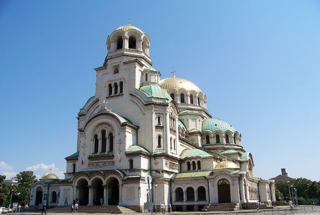 The Grand Alexander Nevsky Cathedral