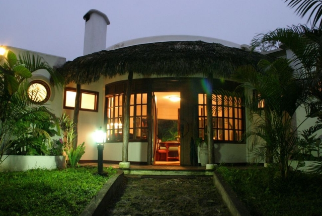 The Royal Palm Hotel, Galapagos Islands