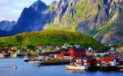 Top Attractions For Tourists In Norway
