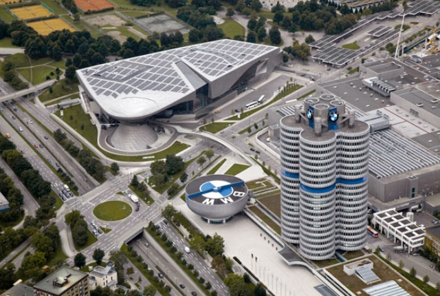 Tour The Awesome BMW Museum
