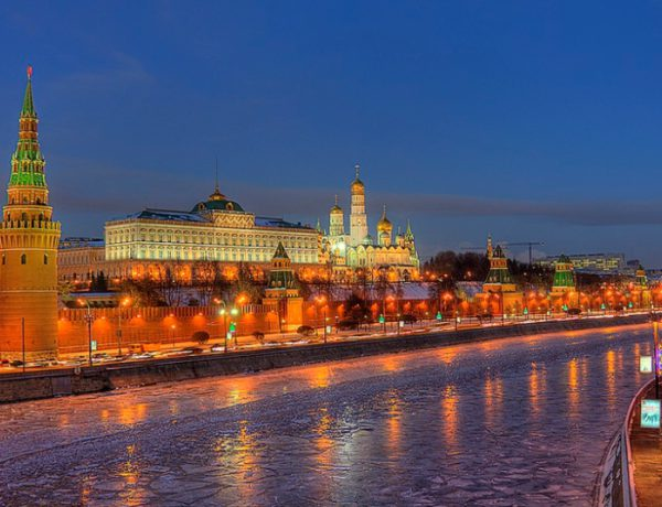 Tourist Attractions In Russia