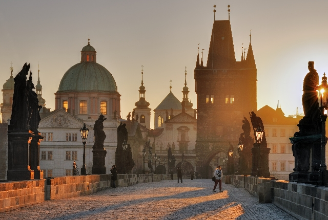 Visit The Charles Bridge