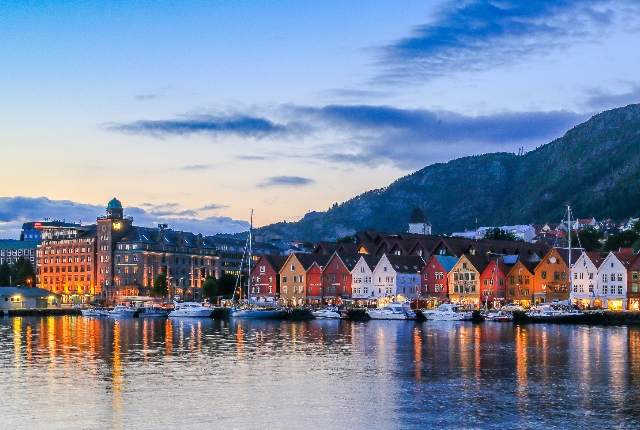Visiting The Attractions Of Bergen
