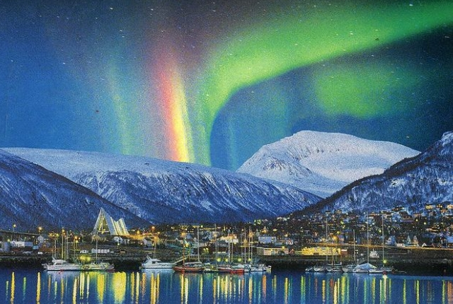 Visiting Tromso For The Northern Lights