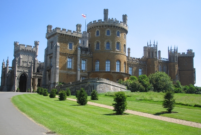 Belvoir Castle, Leicestershire, United Kingdom