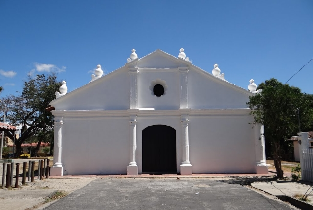 Church Of La Ermita La Agonia