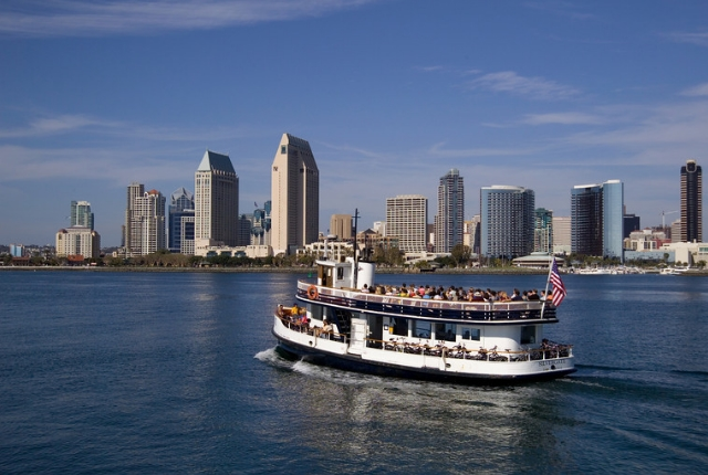 Cruise At San Diego Bay