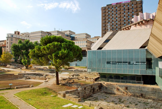 Explore The Marseille History Museum