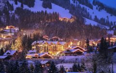 Five Star Hotels In Switzerland