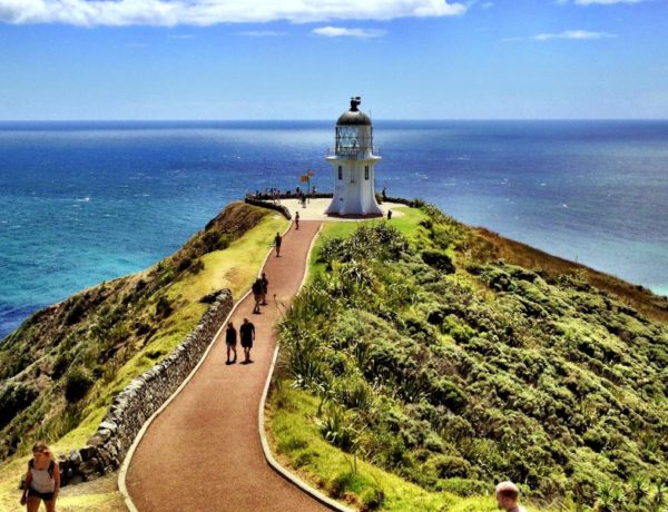 Historic Attractions Of New Zealand