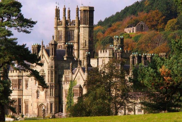 Margam Castle