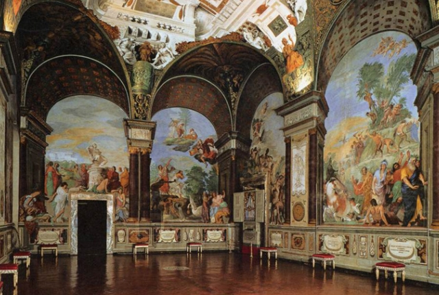 See Artwork In Palazzo Pitti