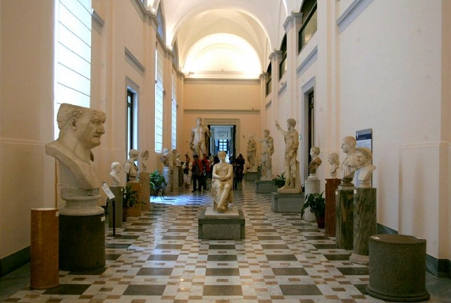 See Sculpture In National Archaeological Museum
