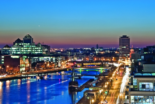 The Capital City Dublin
