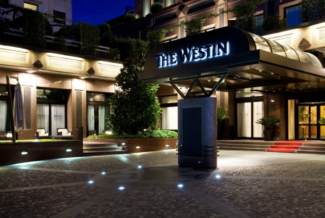 The Classy, The Westin Palace