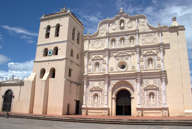 The Colonial Heritage Of Comayagua