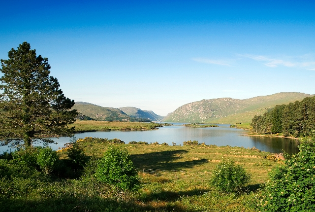 The Glenveagh National Park