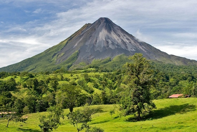 The Great Volcano Of Arenal