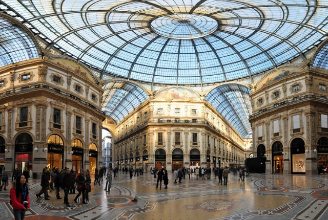 Town House Galleria, Milan, Italy, 10 Seven Star Hotels