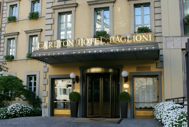 The Magnificent, Carlton Hotel Baglioni
