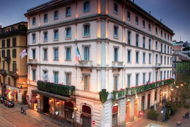 The Majestic, Grand Hotel et de Milan