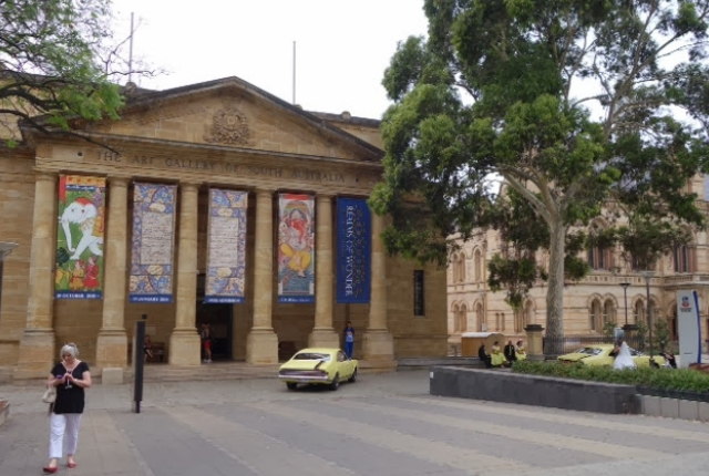 Visit The Art Gallery Of South Australia