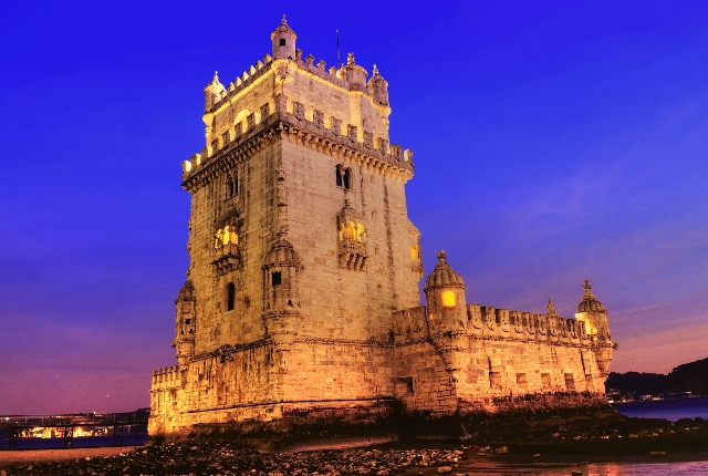 Visit The Famous Belem Tower