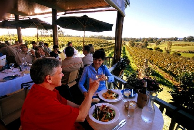 Visit The Wineries At Swan Valley