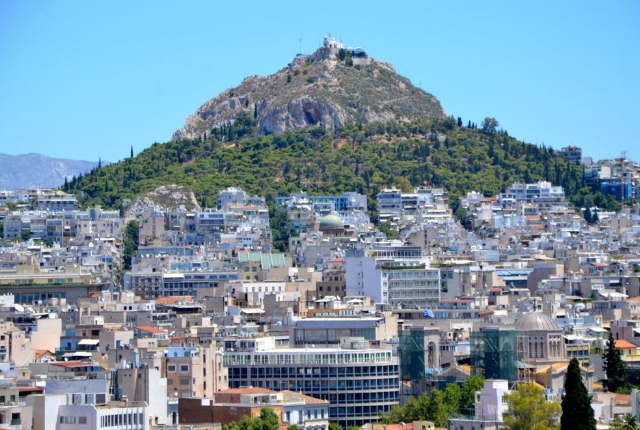 Watch Attica From Mount Lycabettus