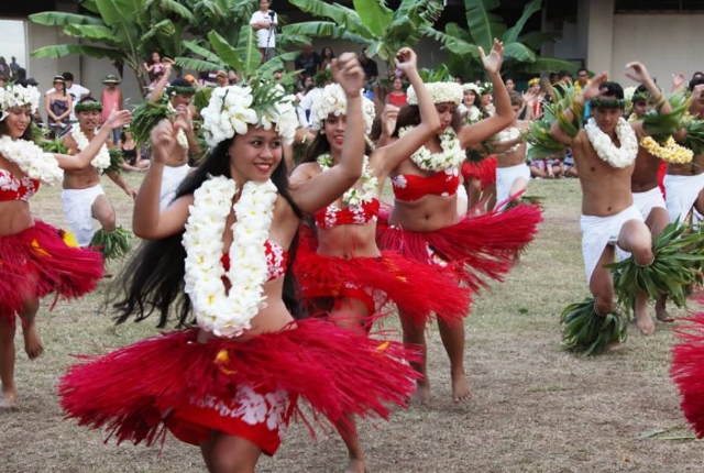 Watch Polynesian Dance