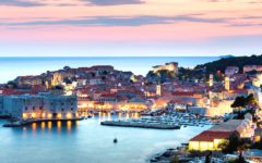 Attractions Of Dubrovnik, Croatia