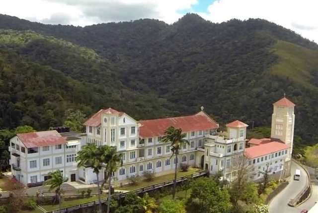 Benedict Monastery Of Mount St. In Trinidad