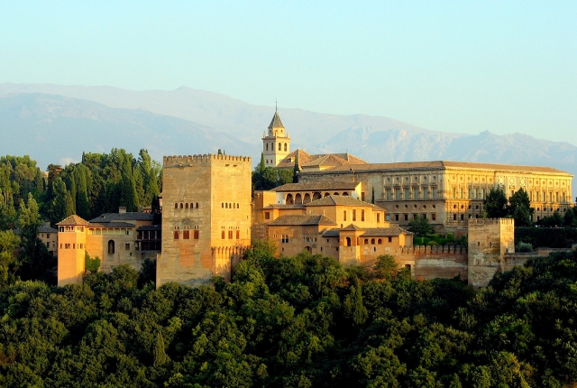 Explore The Alhambra Palace