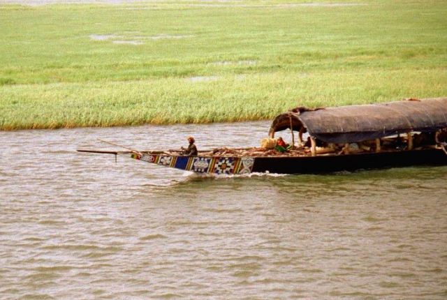 Go For Niger River Sailing