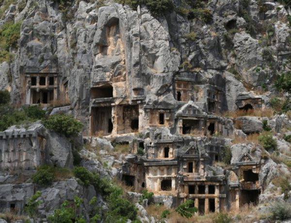 Historic Attractions Of Turkey
