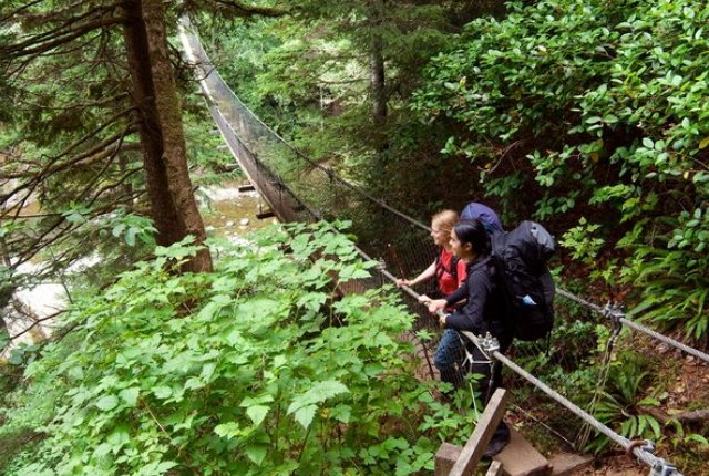 travel nation best canadian national parks bannf jasper pacific coast trail